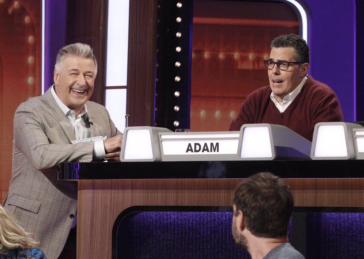 Be sure to catch @adamcarolla on the @matchgameabc tonight at 10|9c on ABC!