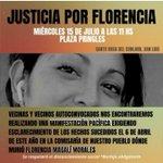 RT @RedEco_Ar: JUSTICIA POR FLORENCIA +en https://t.co/GkjsJE9NdT via RedEco_Ar RNMA_Arg https://t.co/BjKwWAnZvE