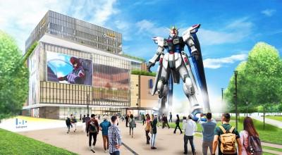 【2021年に】実物大フリーダムガンダム立像、中国・上海に設置決定   サンライズと創通が発表した。海外では初の実物大ガンダム立像プロジェクトとなる。