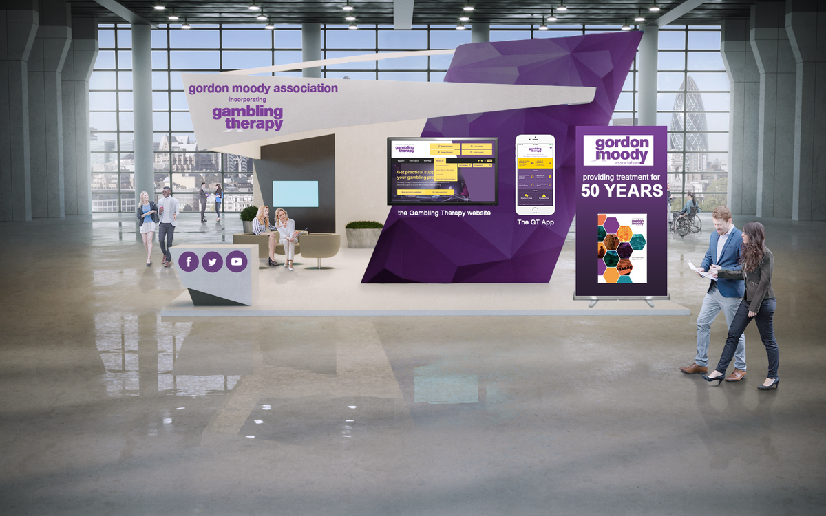 Last year over 1/4 million people accessed our problem gambling online support services from North America. GMA is proud to be be exhibiting @SBCGAMINGNEWS North America Digital Summit this week. Register at   See you there. @GamblingTherap