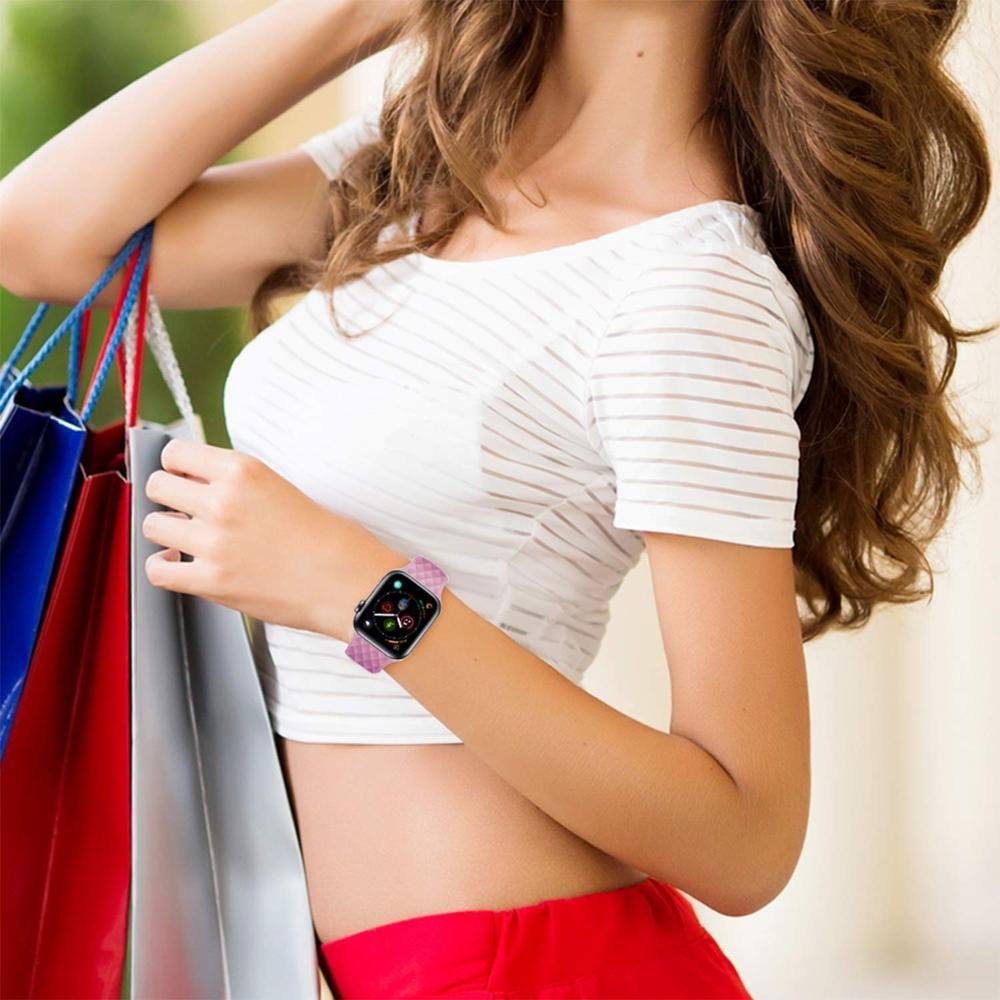 #girl #follow Wristband For Apple Watch 5 4 3 2 1