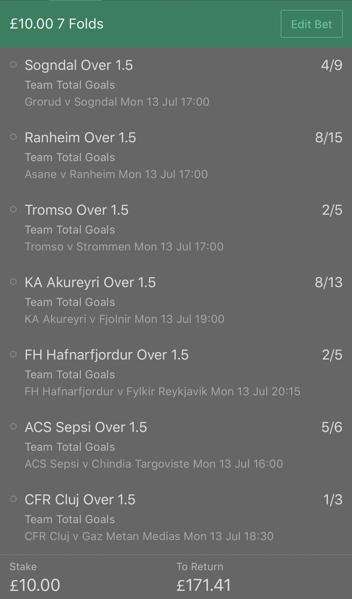 LONGSHOT ACCA...   GOALS GOALS GOALS!!!   ❤️ if you're on!!!   #lets #be #having #you 🚀