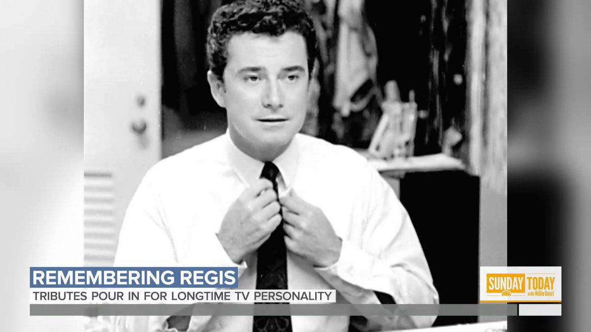 This morning, we're remembering Regis Philbin, not only as an entertainment icon but also a charming, wonderful man. Philbin died Saturday at 88 years old. @KathyParkNBC joins us with more.