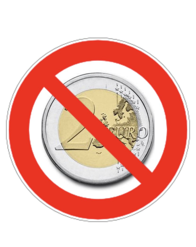 RT SI TU ES POUR L'ABOLITION DE L'EURO 💶 🚫 EN FAVEUR D'UNE MONNAIE FORTE ET UNIVERSELLE : LE BOYARD 🤚🏻