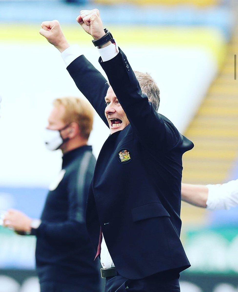 We did it @ManUtd champions league football for us next season, #weareback  #ollie