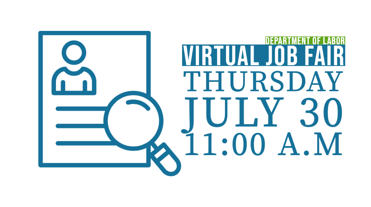#Hiring2DayVT Virtual Job Fairs The DOL will highlight local employers, and allow job seeking Vermonters to ask questions directly to employers and learn more about local career opportunities. Thursdays at 11:00am More information: