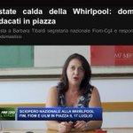 🔴⚙️Ecco l'intervista integrale a @barbara_tibaldi su @classcnbc sulla vertenza #Whirlpool 👇🏻 https://t.co/PcgHRWrS6L https://t.co/O1BL8MQDC8