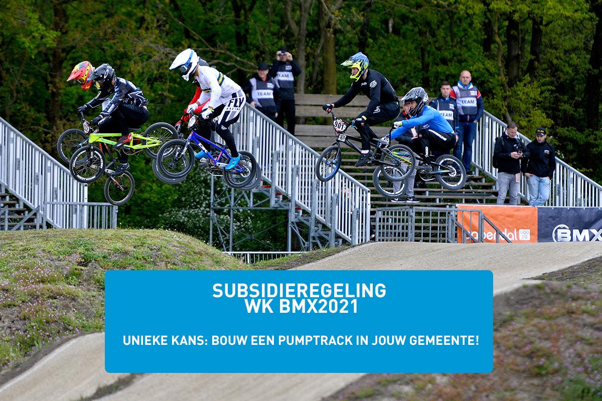 test Twitter Media - Unieke kans: bouw een pumptrack in jouw gemeente!  Met een aantrekkelijke subsidie biedt @Papendal in aanloop naar het WK BMX 2021 de mogelijkheid een vaste of mobiele pumptrack te realiseren 👉https://t.co/hKAL7xyPC0 @provgelderland @MinVWS @GelderlandSport #BMX #pumptrack https://t.co/J4NkYqDSmj