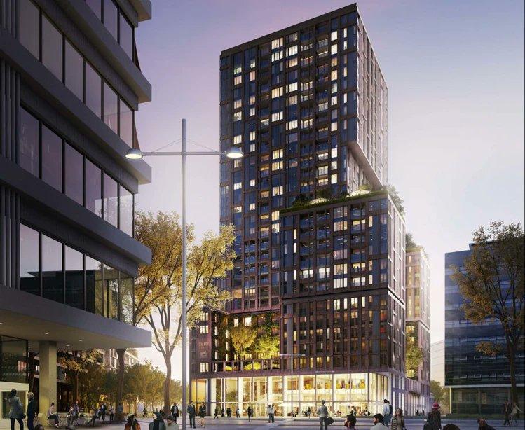 test Twitter Media - Iedere 10 dagen een nieuwe verdieping tijdens bouw Galaxy Tower in Utrecht https://t.co/cttrLOrX3H via @duicnl https://t.co/tEyljGk1gk
