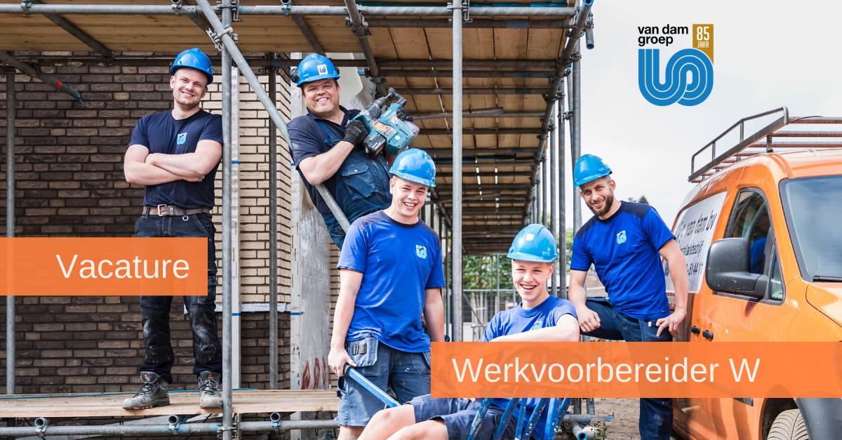 test Twitter Media - Ben jij werkzaam als #Werkvoorbereider W en klaar voor je volgende stap? Of wil jij met jouw ervaring op de bouw de stap zetten naar de functie Werkvoorbereider? Dan ben jij klaar voor het werken bij de Van Dam Groep | https://t.co/fm4XusbRtD | #vacature #werktuigbouwkunde #bouw https://t.co/dvnnwVo5dF