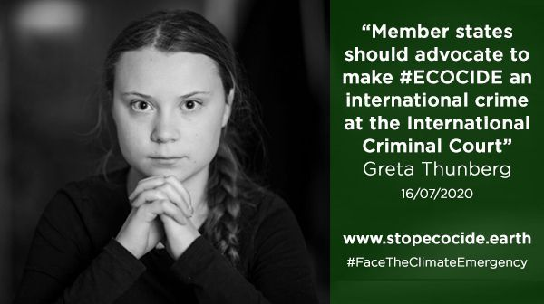 We've signed @gretathunberg & @fridaysforfuture open letter with demands to EU & global leaders to #FaceTheClimateEmergency​  you can too visit   more