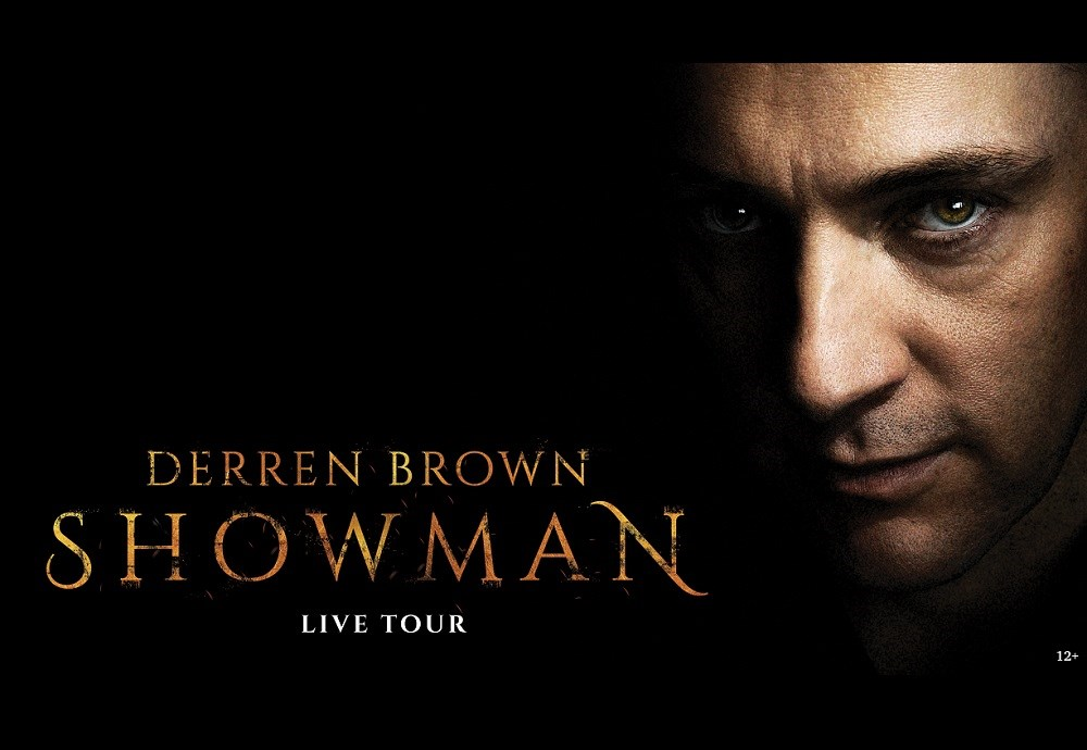 Plan your 2021 at HMT!  We were delighted to put @DerrenBrown on sale recently. The multi award-winning master of mind control and psychological illusion is at his very best on stage. If you've seen him before, you know you're in for a powerhouse treat!