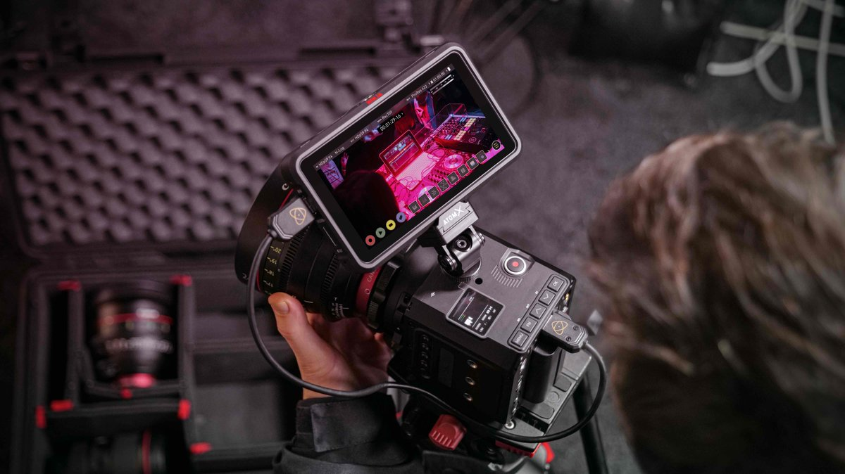 RT @AtomosGlobal: FIRMWARE UPDATE - AtomOS 10.51 for Ninja V available now - with this update users benefit from improvements & refinements…