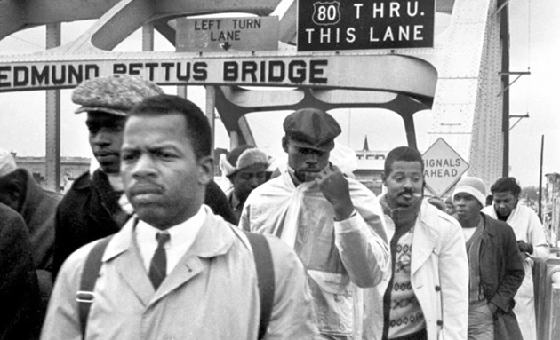 "Rest well John Lewis. My favorite. You were the Congress. You have taught me, along with many others to persevere, do good, and stand up for what is right. I will miss you. Your work will continue and we shall overcome. ""Every scar and bruise was a badge of honor."" #ripjohnlewis"