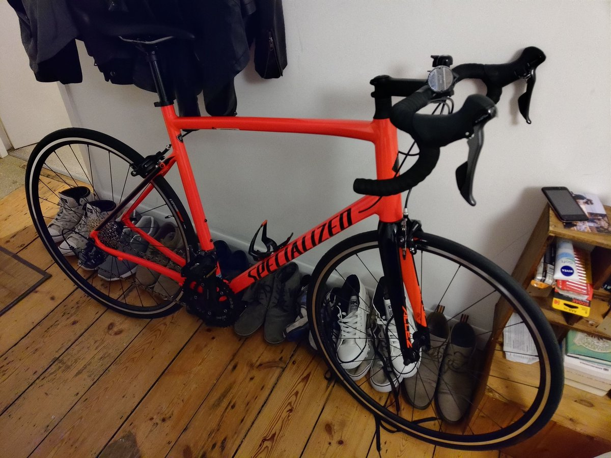I've just had this bike stolen near Hackney Central station. My pride and joy.. means more to me than anything.  Please retweet in case someone in your TL sees it.