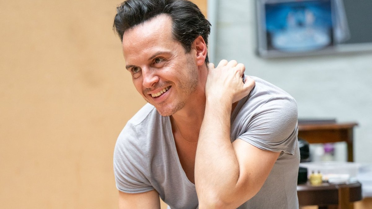 Andrew Scott wil return to our stage for five live streamed performances from 29 Jul–1 Aug.  #ThreeKings is a brand new play by Stephen Beresford written for Andrew and created especially for the #OVInCamera series