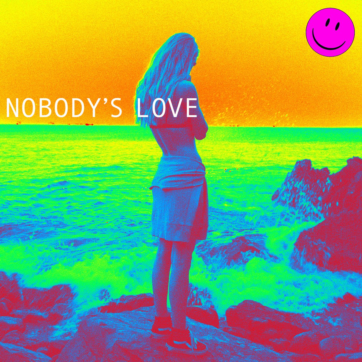 """Nobody's Love"" • 7.23 • 9PM PST Pre-save:"