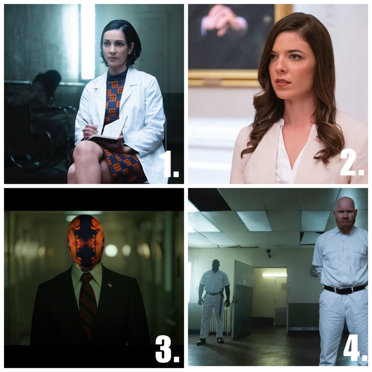 Monday Mood...pick one.   What did you think of #IntotheDark #TheCurrentOccupant? Drop a comment below