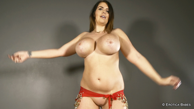 """I just added a new video! """"KylieK belly dancing wobble"""" to @ap_clips! Check it out:  #apclips"""