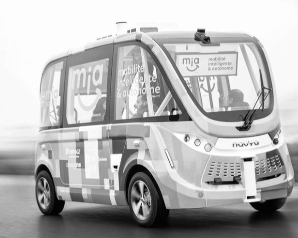 Favoriser l'éco-mobilité & développer des solutions durables de #transport : 2 enjeux clés pour nos activités d'aménagement du territoire.  Découvrez notre 1er rapport carbone climat ainsi que MIA, la 1ère navette autonome électrique 👉  #EiffageForClimate