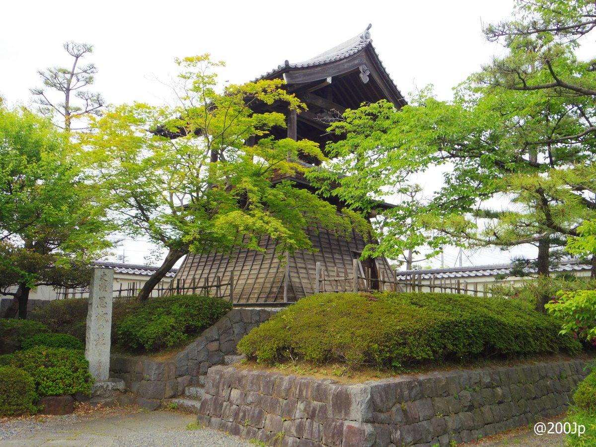 No.118 Oshi-jo #castle Bell Tower  忍城 鐘楼  #gyoda