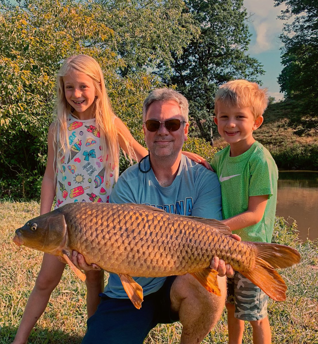 Nice #carp from the New River #carpfishing #fishing #fisherman https://t.co/56bAi2acYV