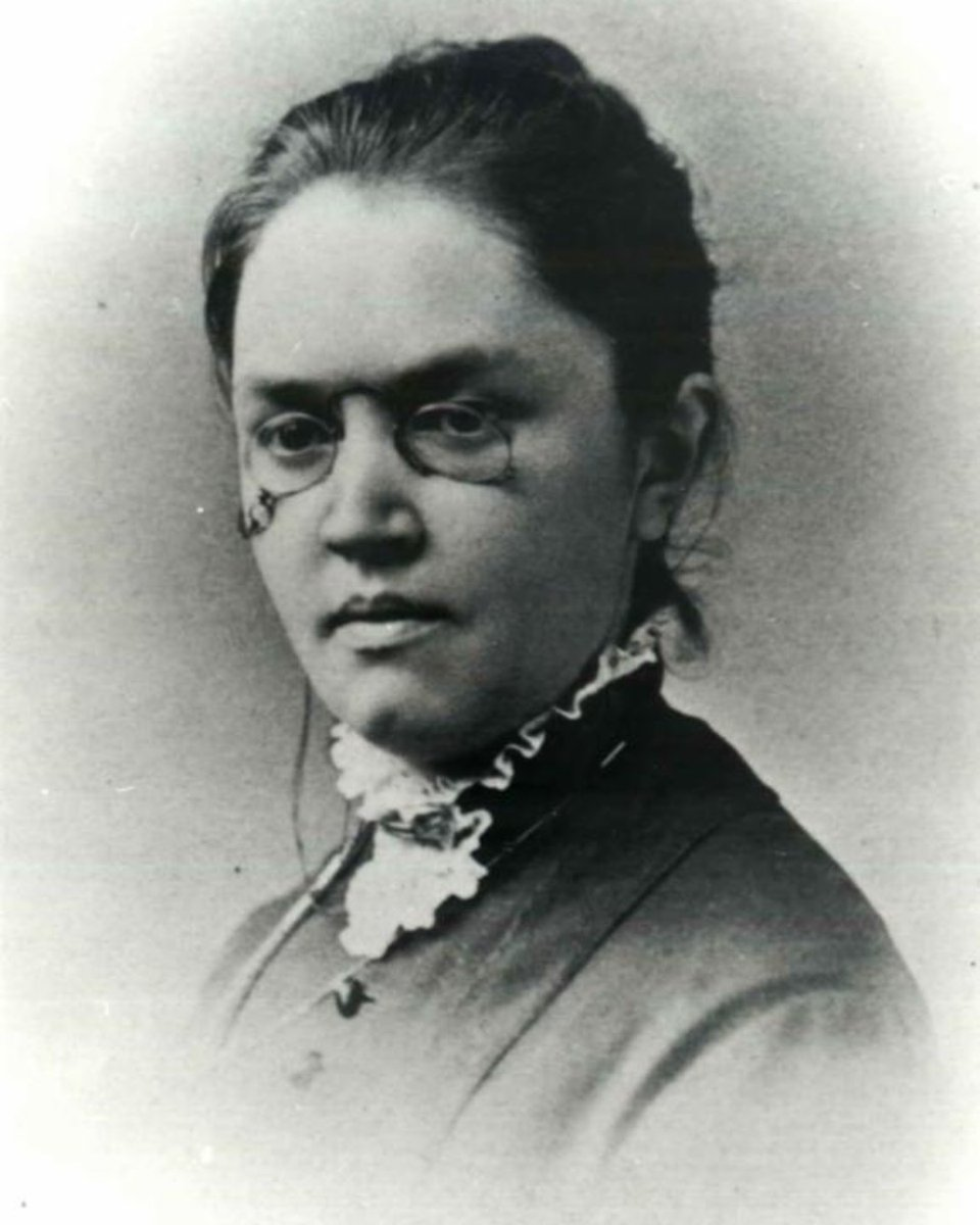 Katharine Lee Bates was an American writer, professor, and activist known for writing the lyrics to the patriotic song, America the Beautiful. In July of 1893 Bates took a train through Colorado and was inspired by the beautiful sights to write the beloved song. #WCW #CCLwcw