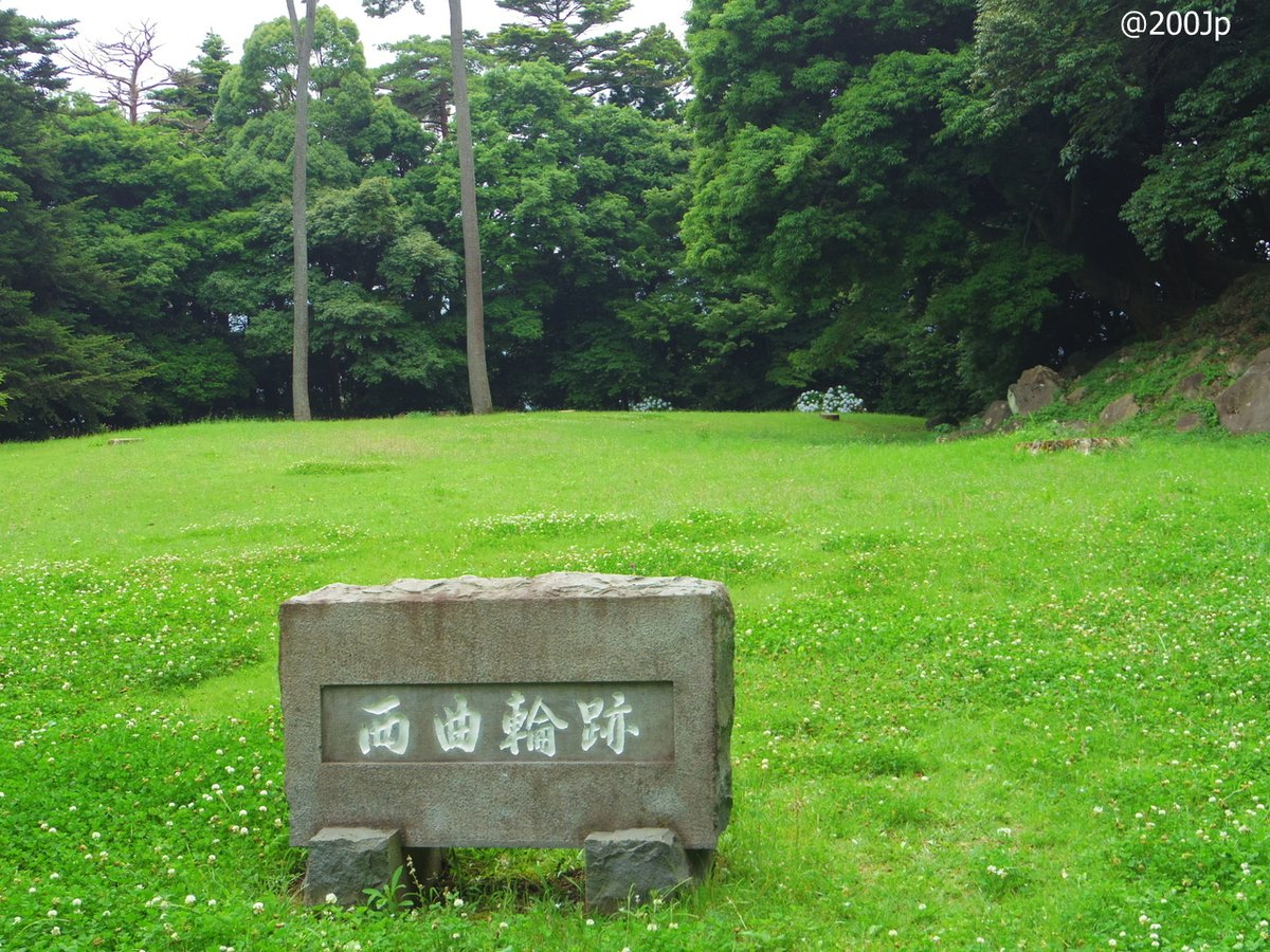 No.126 Ishigaki-Yama #castle Site of Nishi-Kuruwa and Minami-Kuruwa 石垣山城 西曲輪と南曲輪  #odawara