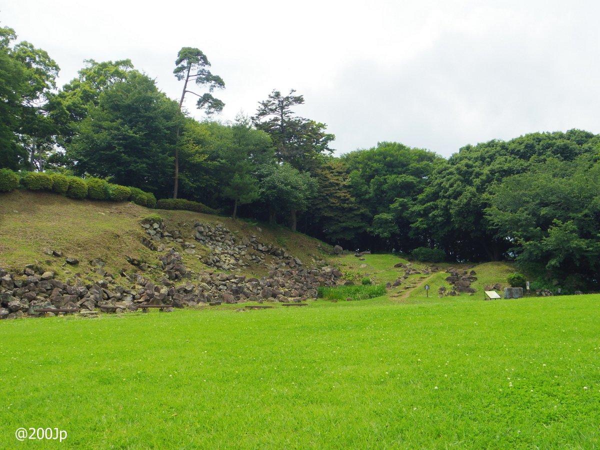 No.126 Ishigaki-Yama #castle Site of Ninomaru 石垣山城 二の丸跡  #odawara