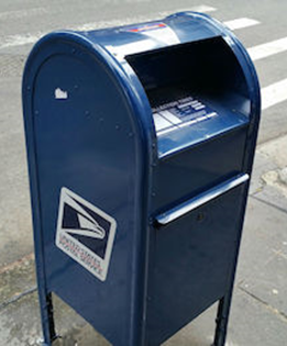 The City of Dover Police Department is issuing a public advisory regarding thefts from public post office collection boxes, with one case involving a check being altered and successfully cashed for $40k.    More info at: