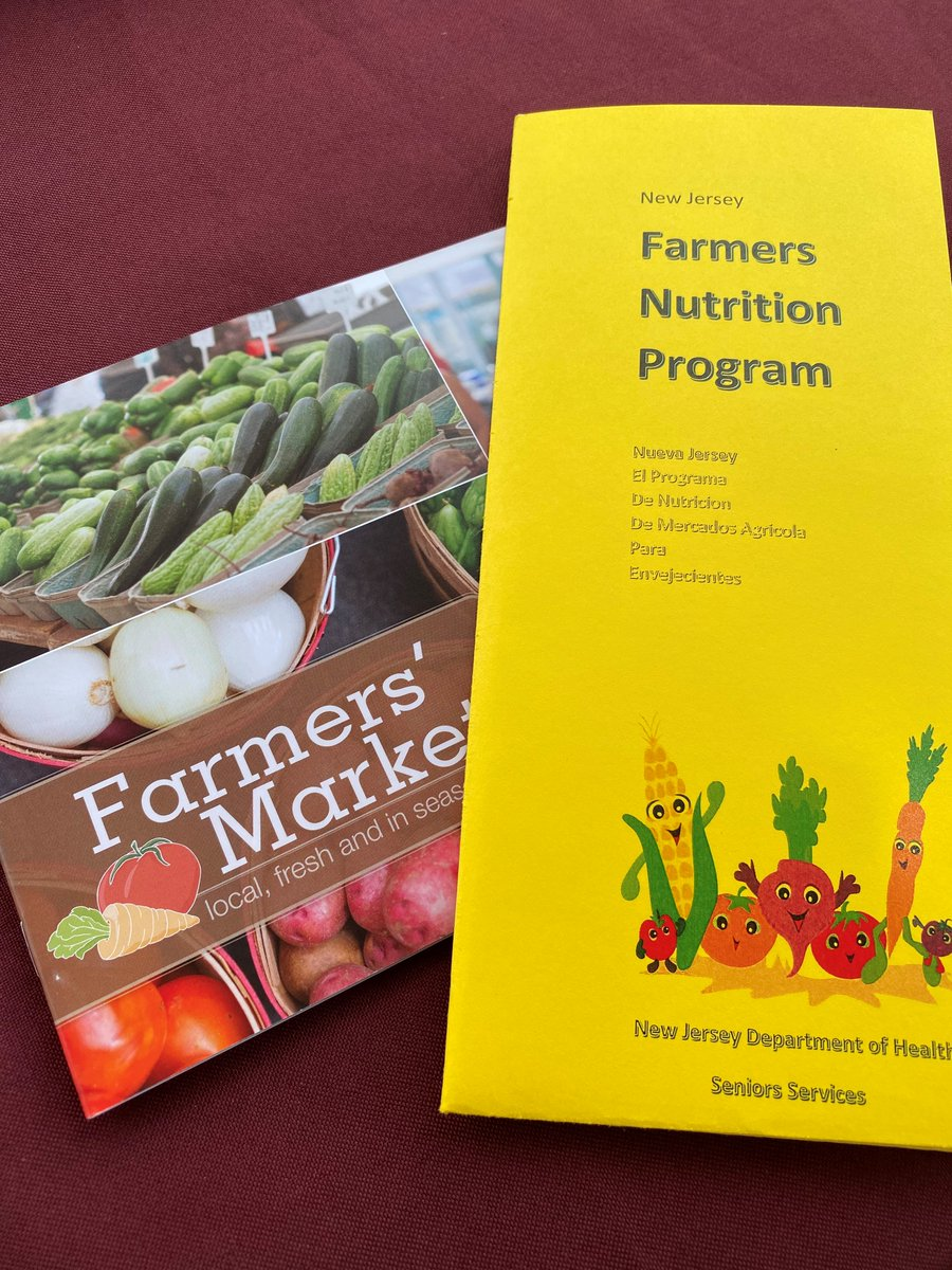 Eligible seniors age 60 or older can get a packet of 6 vouchers worth $5 each (total of $30) for use at participating farm markets in Warren County. Find eligibility info at