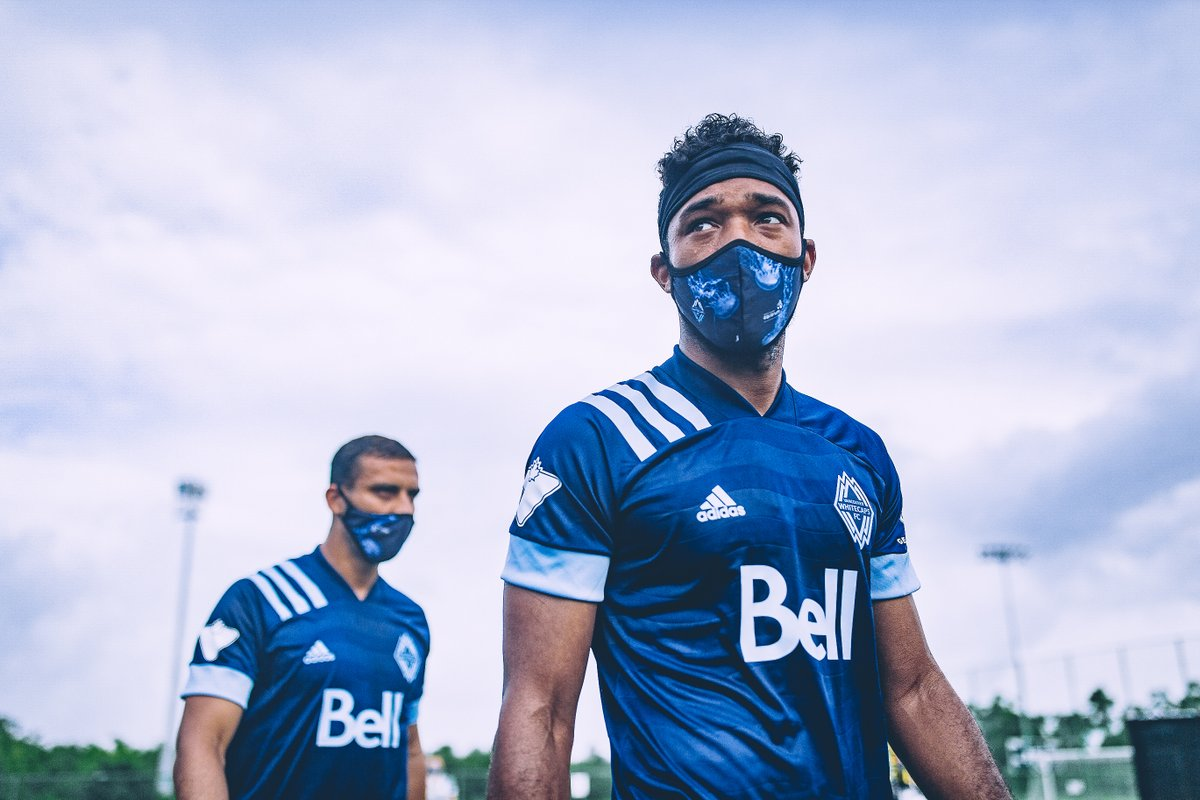 😷 gang   You've been asking for it, and now #VWFC x @vanaqua masks are available in-store at 385 Water Street 📍  For hours and info ➡️