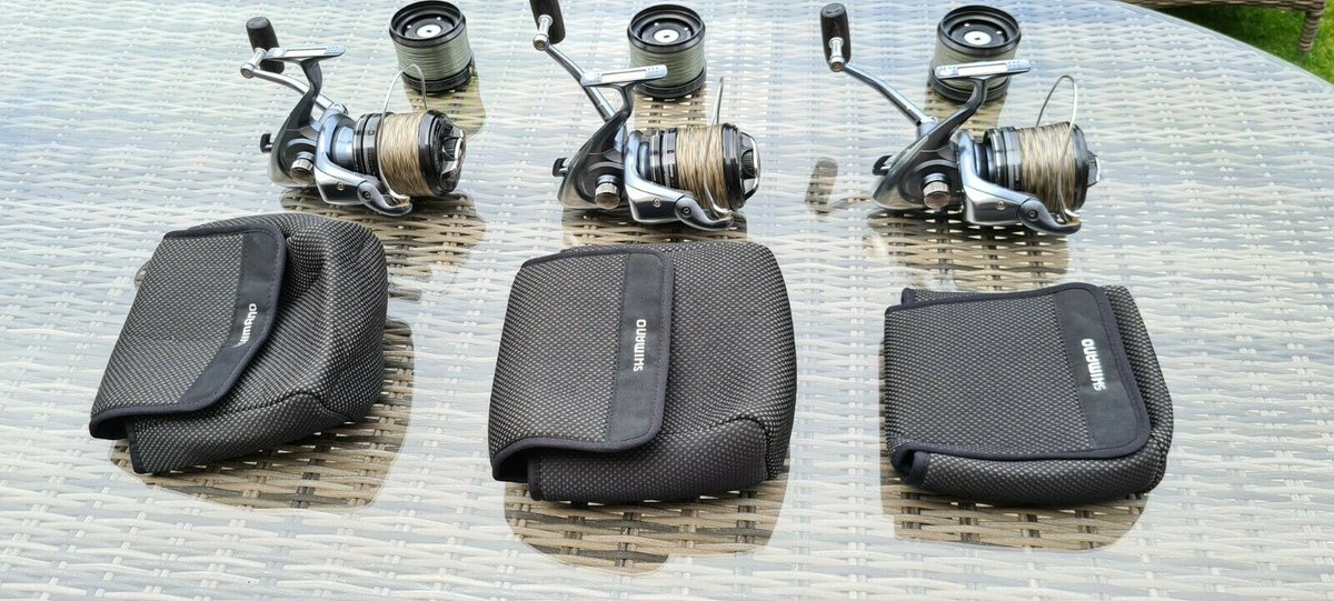 Ad - SHIMANO POWER AERO XTA Reels x3 - LIMITED EDITION On eBay here -->> https://t.co/jhGj5vfW