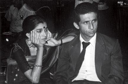 A photo series of #RatnaPathakShah and #NaseeruddinShah.   #bollywood #bollywoodirect
