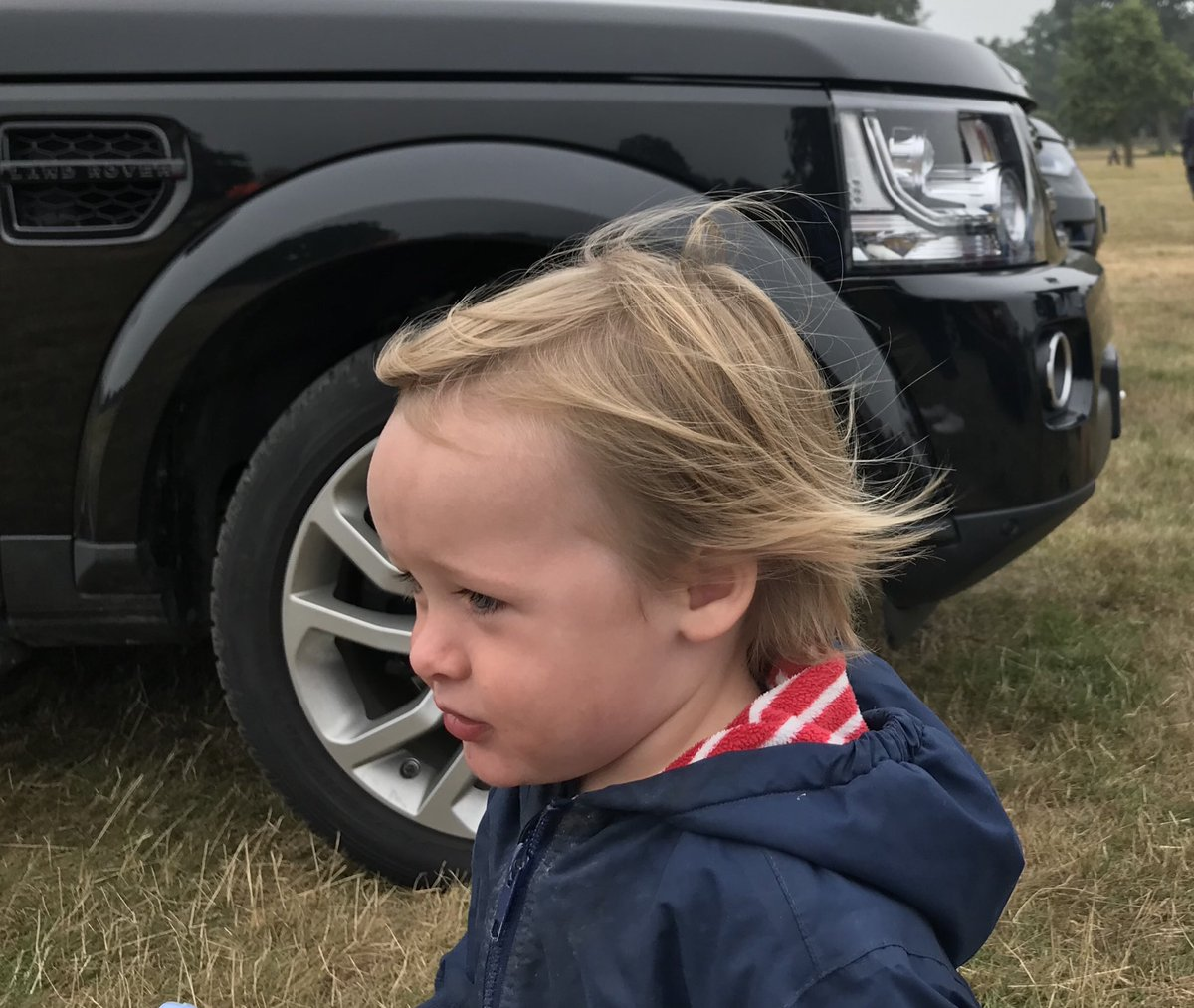 Have just realised my son has Donald Trump's hair
