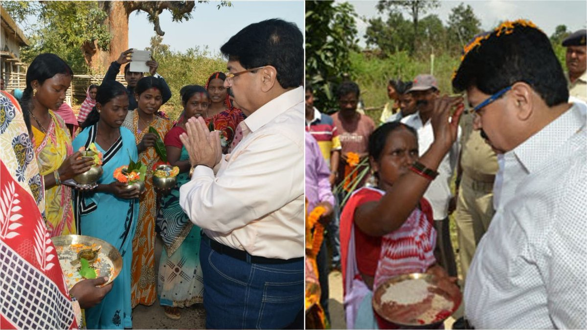 Today as we observe #IndigenousPeoplesDay sharing few memories from the intensive work I have been doing for the upliftment & development of #IndigenousPeople in #Jharkhand. Living in the lap of #nature, there is so much for us to learn from them. #विश्व_आदिवासी_दिवस @MundaArjun