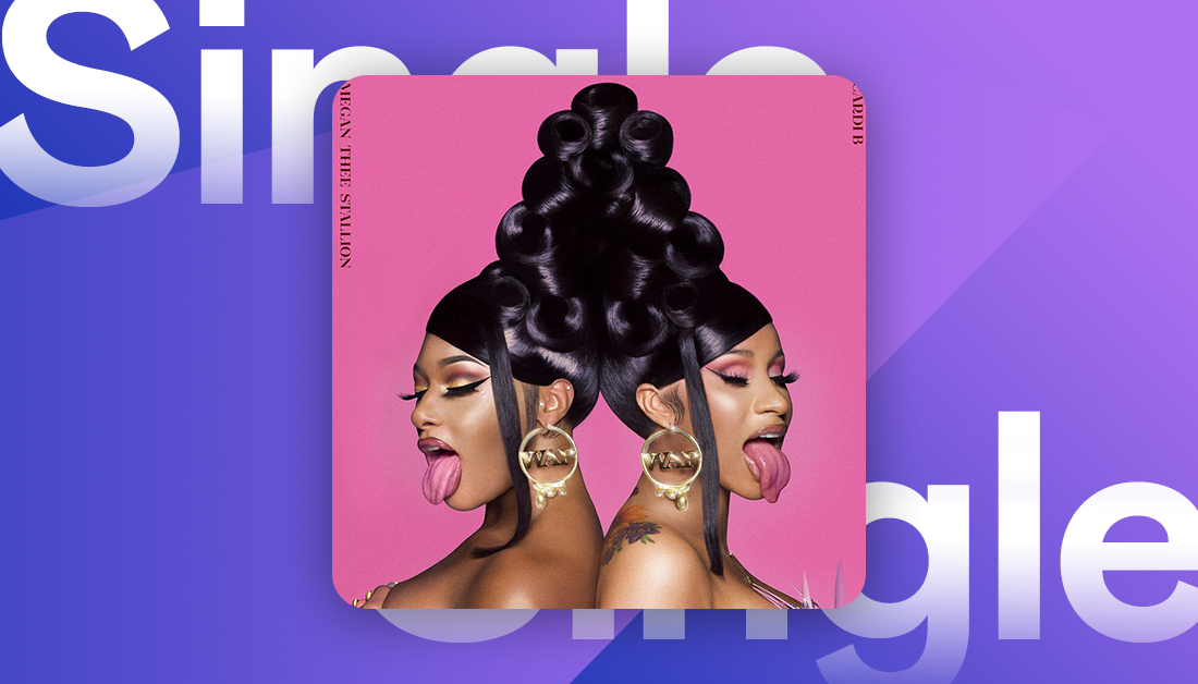 The new @iamcardib and @theestallion track is here 💃  Get ready to dance to #WAP now on Deezer!