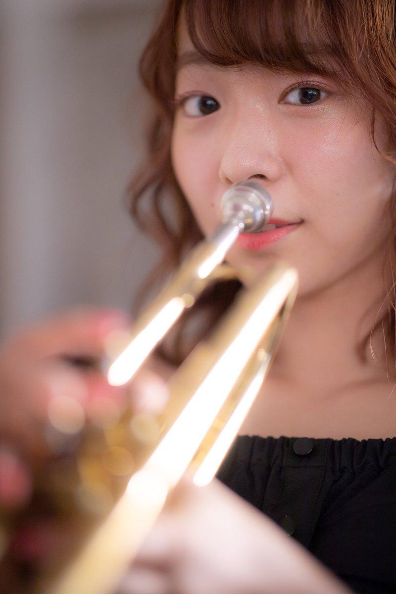 test ツイッターメディア - 今更ながら土屋太鳳主演の【青空エール】を見てキュンキュンしました  吹奏楽部でトランペット担当役の太鳳ちゃんを観ながらそういえばえりかたんのトランペット姿があったなと・・・もう一年も前の写真ですが  こんな娘と高校生活送れたらきっとキュンキュンしまくるなぁ https://t.co/xEKMuoJ1Qm