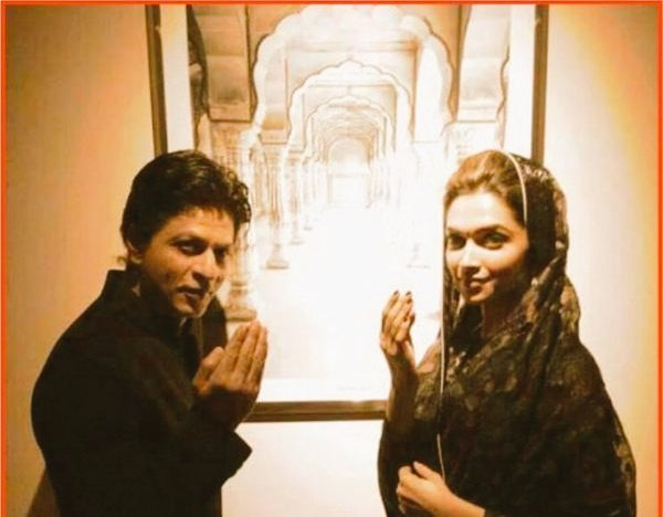 SRK x Deepika, I'm soo happy! Hope it's not just a rumour. #Pathan