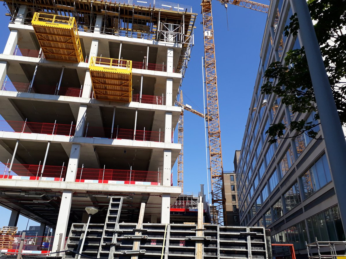 test Twitter Media - Alvast 3 nieuwtjes op de @HvA Amstelcampus sinds het begin van de zomervakantie!  1) Nieuwe verdiepingen toekomstig Conradhuis 2) Enkele gebouwen hebben nu een geveltuintje 3) Meer koffiekeuze😎  Tot September iedereen! https://t.co/LiIbWbl1TL
