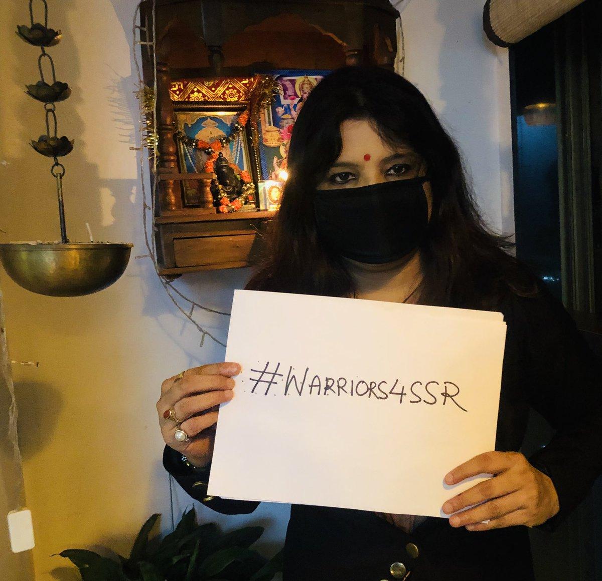 Justice is truth in action 🙏🏼सत्यमेव जयते #Warriors4SSR  @Swamy39 @itsSSR @ishkarnBHANDARI @arnabofficial7  @