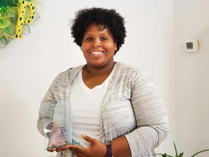 2020 BCPS Rising Star Recipient   Ms. Charnese McPherson - Meherrin Powellton Elementary School  - The 2020 Rising Star recipient has been described as someone who goes above and beyond for the students and the school community.