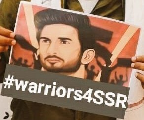 Comment me your protest photos & I will RT them.  Thanks we crossed 1M & our target should be 2M now.  We will win until then we will keep fighting for justice.  Use HT with photos in comments.  #Warriors4SSR