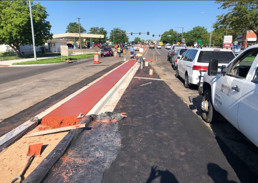 🚧 Starting this week, paving crews will begin the process of overlaying 10th St between 35th & 28th avenues. Paving should take a bit more than a week to complete. During that time, drivers should expect delays between 8:30 a.m. and 7 p.m.