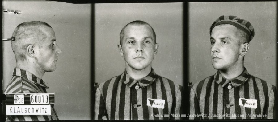 7 August 1920 | Pole Franciszek Smółka was born in Raba Wyżna. A carpenter.  In #Auschwitz from 19 August 1942. No. 60013 He perished in the camp on 2 October 1942.