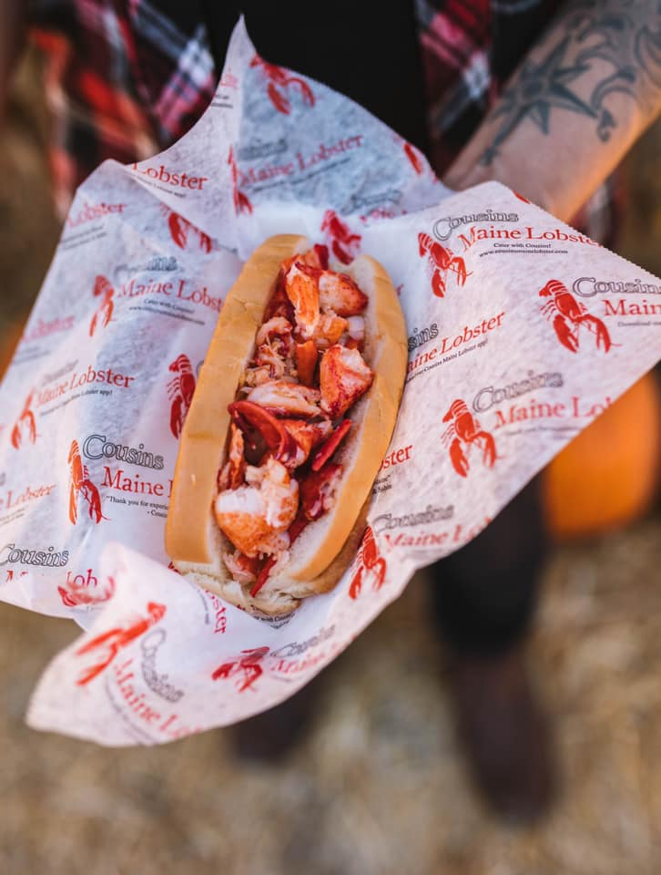 Make your Saturday plans now, venture over to @GlenmereBrewing and spend the day with a cold brew and a lobster dish from Cousins Maine Lobster food truck! Check it out here: