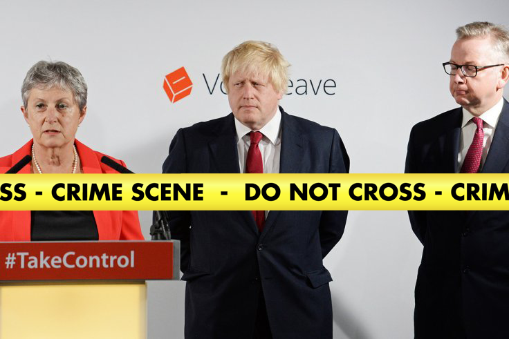 """@michaelgove @Feorlean """"Work together"""" = Tell a load of lies and then do the opposite just like the 2016 EU Frauderendum.  #ToryCorruption #ToryRussianAssets #CorruptionRebellion #StopTheCoup #3Point5Percent #ThreePointFivePercent #LyingCheatingCriminalCorruptIncompetentConservatives"""