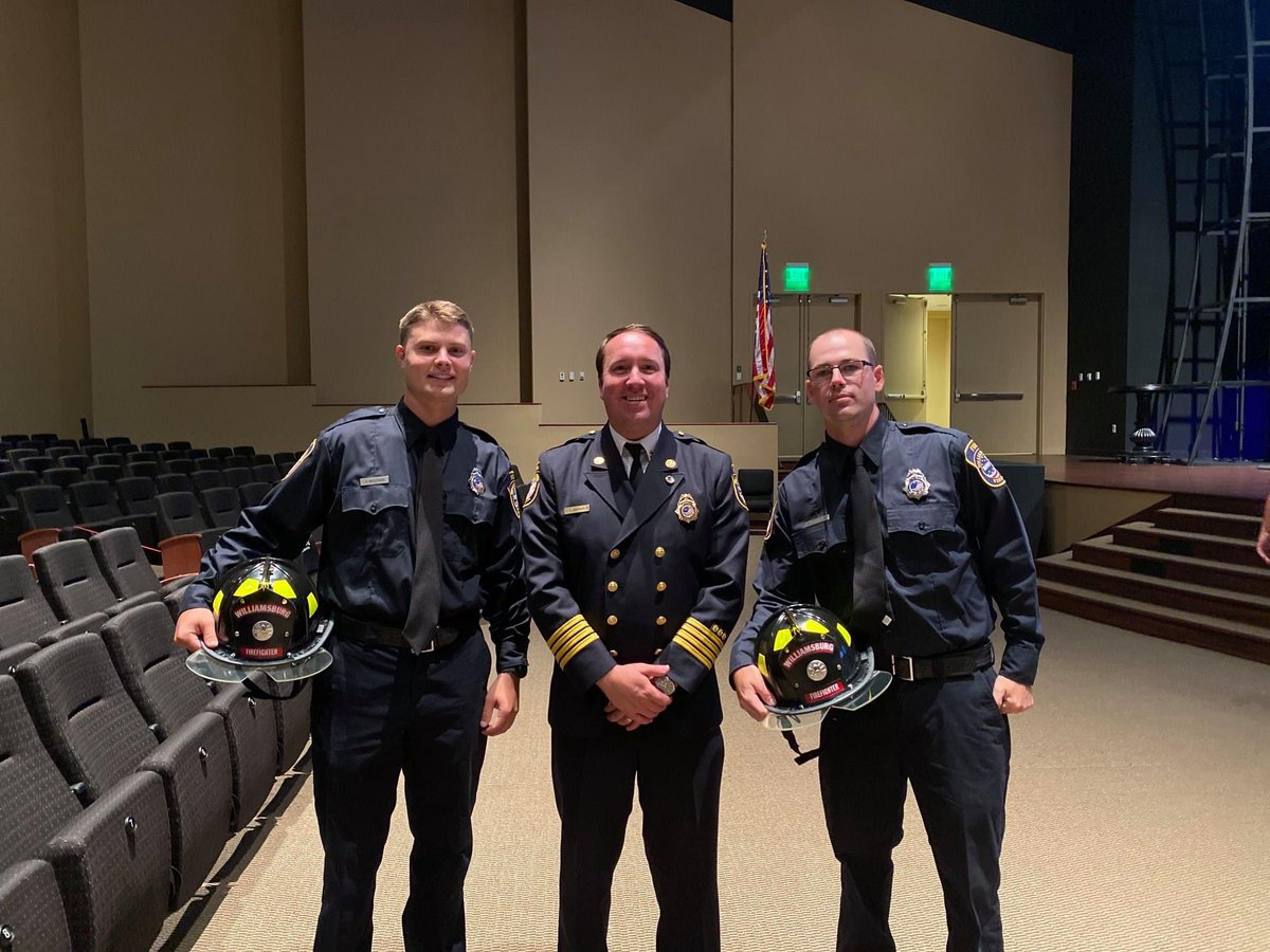 Congratulations to Firefighter-Medics Cody Bishop and Shane McKenzie on their graduation from HRRFA Class #26! Cody will join C Shift, and Shane will join A Shift.