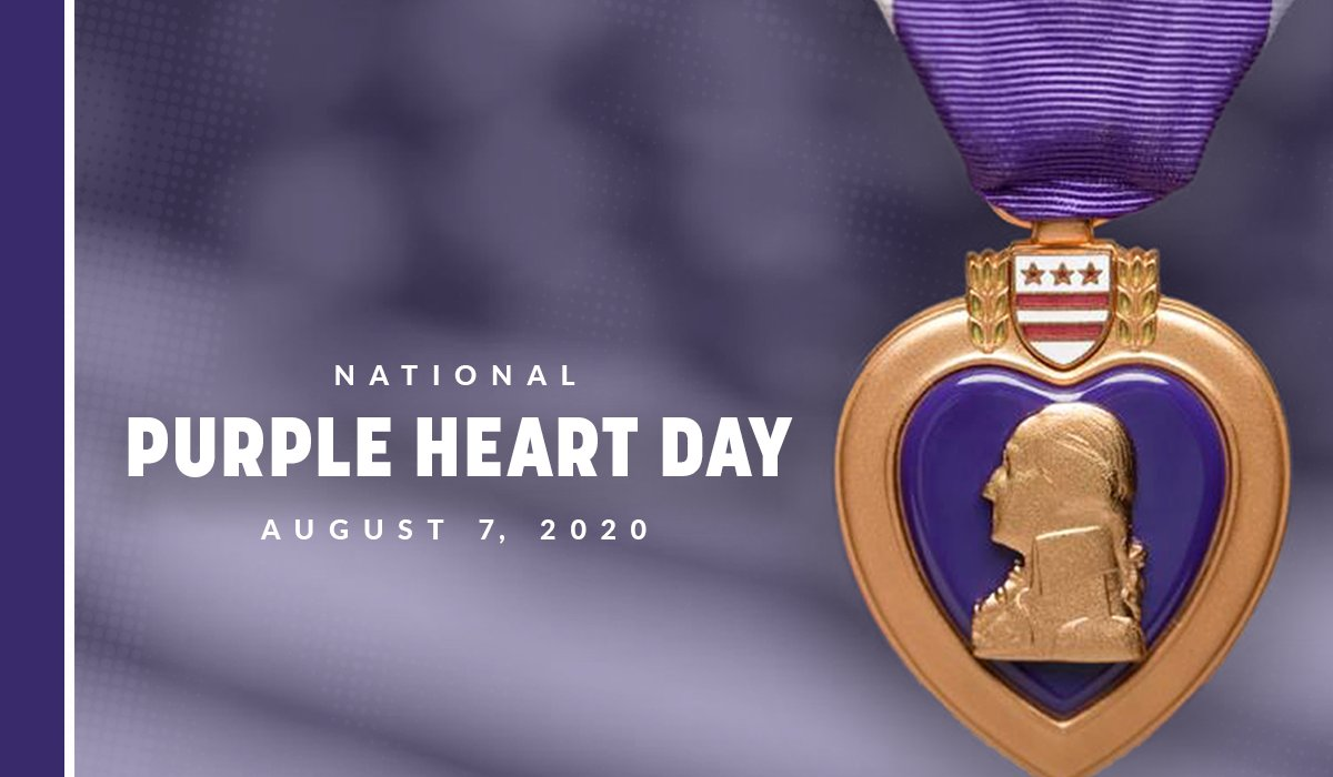 I am extremely grateful for the members of our Armed Forces who have sacrificed their bodies or lives for the cause of American freedom.   Many who have served bear the scars of war or the memories of friends or loved ones who have passed away while wearing our nation's uniform.