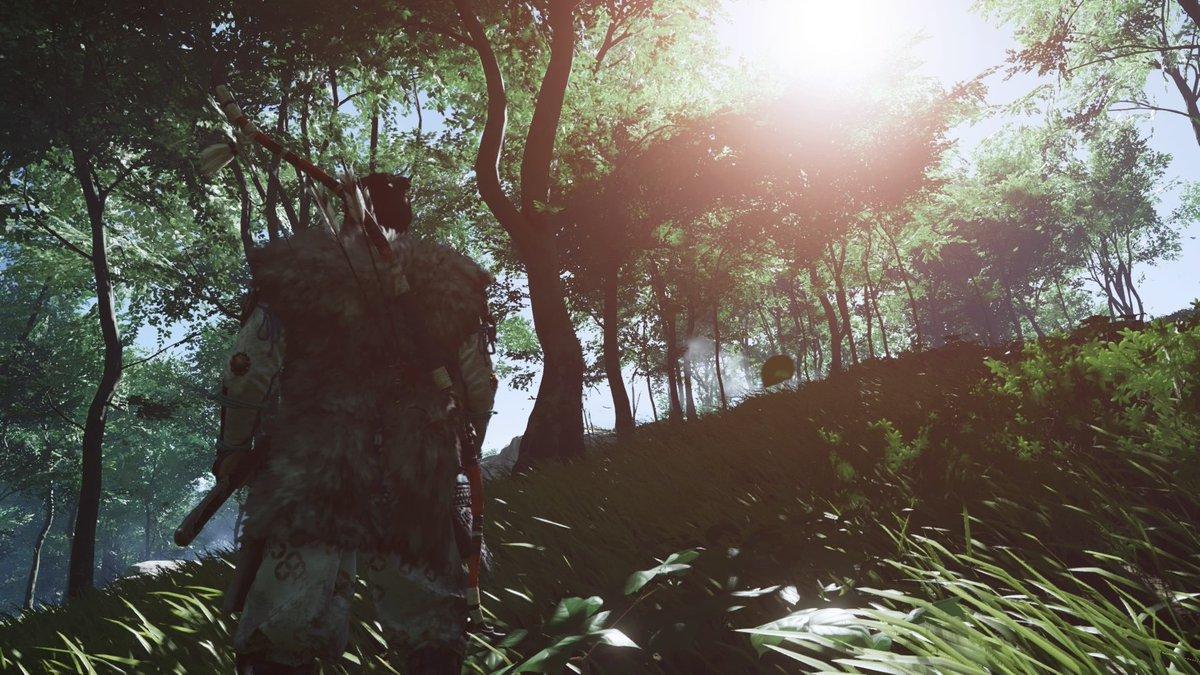 test ツイッターメディア - 京都で初めての紅葉や嵐山の竹林、お寺、昔の日本の自然の形に感動で身震いがした。  【ゴーストオブツシマ】 ゲーム内で同じ体験ができるなんて思わなかった。衝撃⚡️  米津玄師さんや本田翼さんがこのゲームにハマってくれてるのが嬉しい✨ https://t.co/yJJmrIIC9G